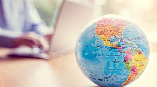 Studeren vanuit het buitenland