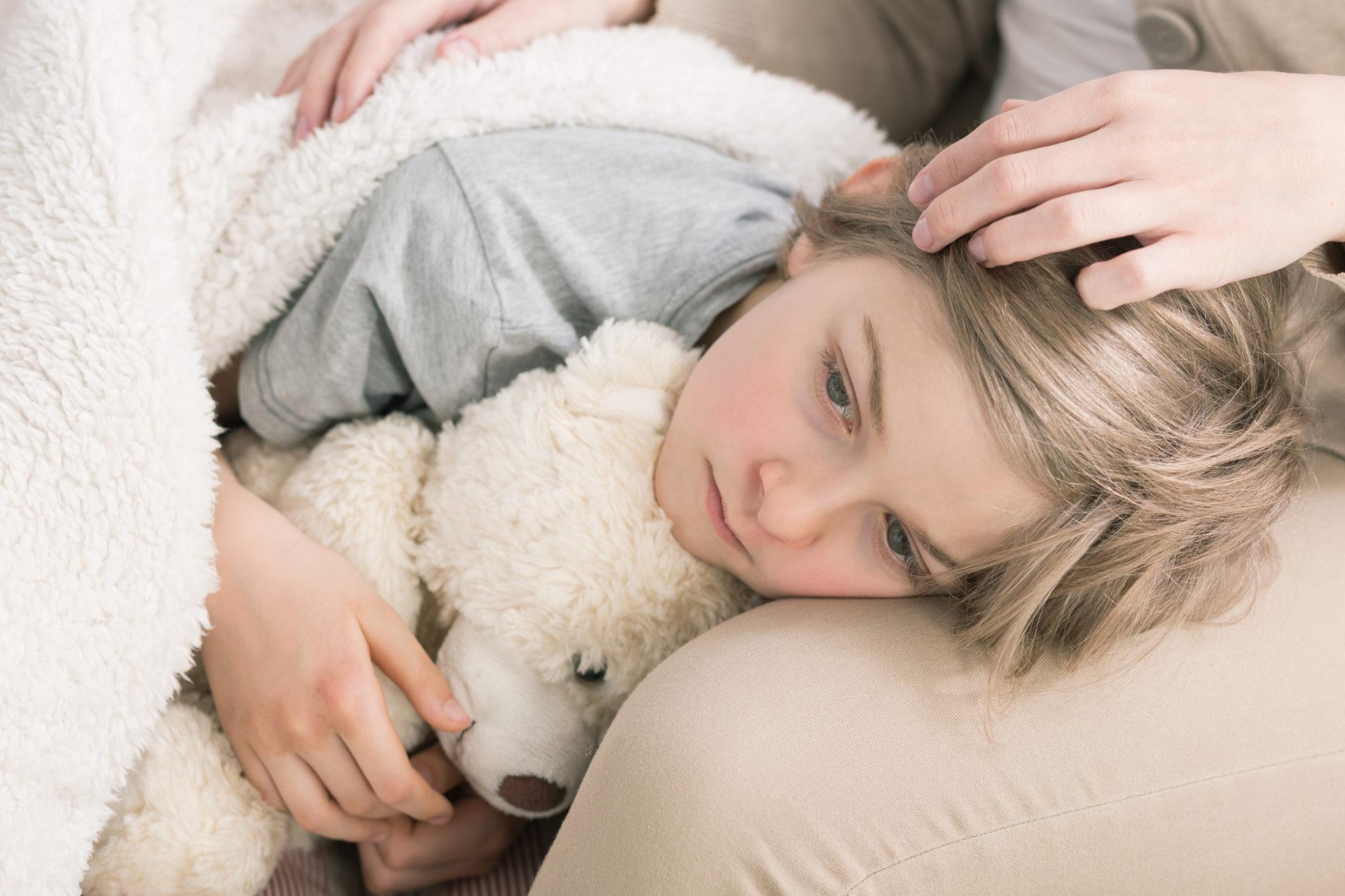 Tien volwassen ziekten in een jong lichaam